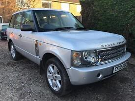 Range Rover vogue 4.4 V8 auto