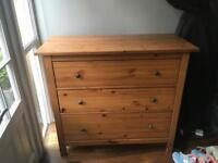 FREE - chest of drawers
