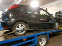 Ford focus black 2004 1.8 petrol breaking for parts