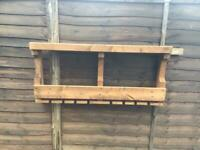 Garden or kitchen rack