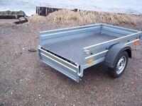 Trailer cars (6' x 4' x 1,2) - £470 inc vat