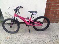 Nitro XT Bike kids bicycle 11 inch frame