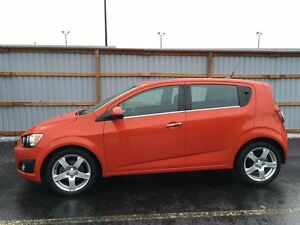 2012 Chevrolet Sonic LT/SUNROOF/REMOTE START/BLUETOOTH