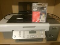 Lexmark X4550 printer with spare cartridge