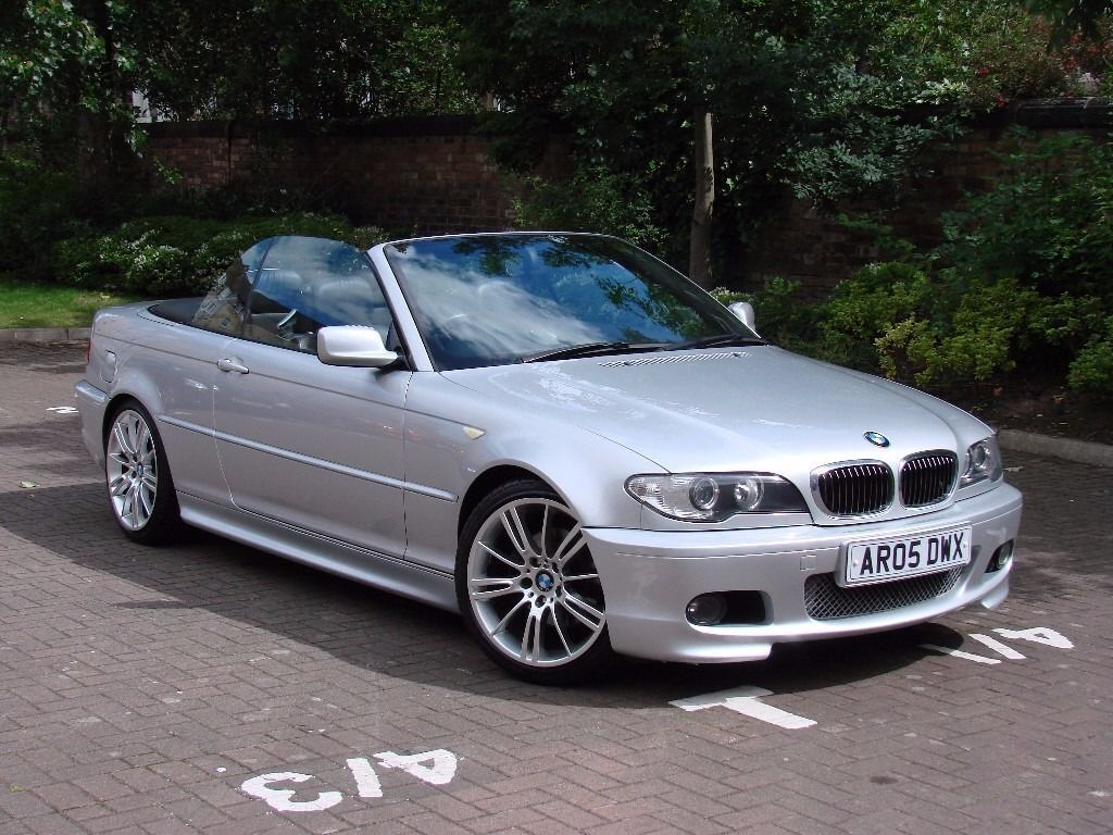 EXCELENT EXAMPLE FACELIFT BMW SERIES Ci M Sport Dr - Bmw 2005 convertible