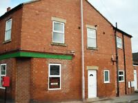 2 Bed Ground floor flat, West Street, Warsop Vale, NG20 8XL