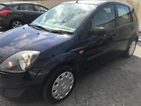 Ford Fiesta style 1.2 2006 very good condition