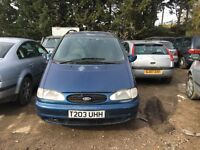 FORD UNKNOWN 1999- FOR PARTS ONLY
