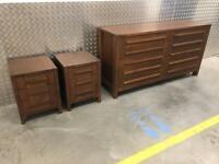 Marks & Spencer Sonoma Oak large chest of drawers & cabinets Laura Ashley John Lewis habitat Kitchen