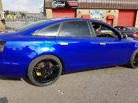 Ultra Xenon HID Lights Vinyl Car Wrapping Roof Wraps £99| Alloy Wheels Refurbishment BMW Angel Eyes
