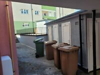 2 bed gff morice town for exchange