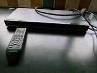 SAMSUNG DVD PLAYER MODEL NoBD-D5100 BLUE RAY