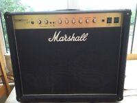 Marshall vintage minders 50 watt amp