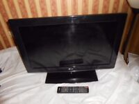 26 inc LG LCD TV 26LK330 WITH REMOTE CONTROL