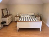 Vary large room with own bathroom