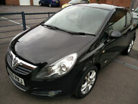 2009 Vauxhall Corsa 1.2l SXi FSH and Very Low Mileage (recent MOT)