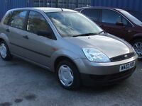 """FORD FIESTA FINESSE (SOLD) 1.3Ltr """"Mot FEBRUARY 2018"""" Outstanding Condition"""