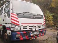 Isuzu Nqr 7.5t Recovery Truck