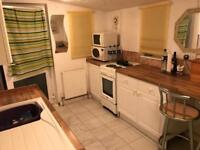 One Bedroom Ground Floor Flat To Let short or long term £125/Wk inclusive