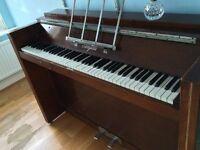 Beautiful 1920s Art Deco Piano for sale.