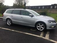 VW PASSAT TDI BLUEMOTION 2012
