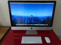 "Apple iMac 27"" Late 2009, 16GB Ram, 1TB Hard Drive, i5 Processor"