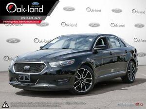 2017 Ford Taurus SHO SHO|Navigation|Low Kms!!