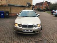 Rover 75 Tourer( estate) Diesel , Automatic 260000 Miles