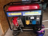 Marksman Generator