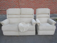 Lounge recliner furniture SHERBORNE 2 seat sofa + chair *Can deliver*