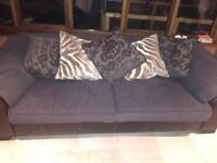 DFS sofas (3 years old) immaculate