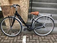Claud Butler Kensington Women's Hybrid Bike Aluminium