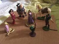 Disney Rapunzel models set