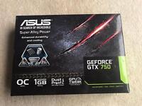 ASUS GTX 750 OC