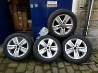 """NEW VW T6 transporter 17"""" alloys"""