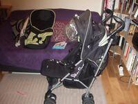 Silver Cross POP stroller dandelion design