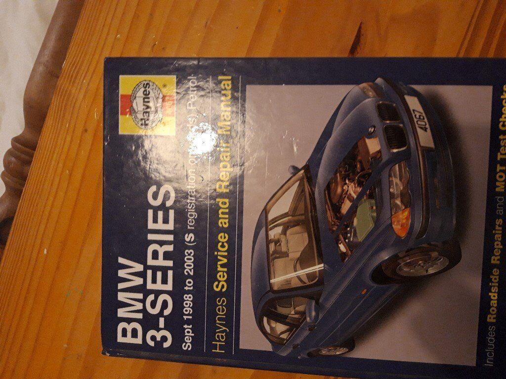bmw 323i e46 repair manual