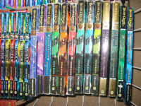 81 Beast Quest books