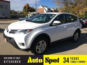 2014 Toyota RAV4 LE/AWD/MASSIVE CLEAROUT EVENT/PRICED FOR A QUIC