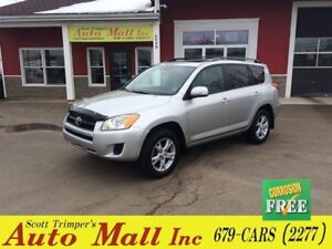 2012 Toyota RAV4 Base AWD/Sunroof/Alloys