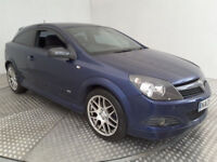 2008(08)VAUXHALL ASTRA COUPE 1.9 CDTi SRi+ 150 BHP MET BLUE,LOW MILES,BODYKIT,6 SPEED,CLEAN CAR