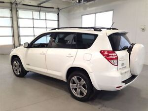 2010 Toyota RAV4 SPORT| 4WD| CRUISE CONTROL| SUNROOF| A/C| 124,1 Cambridge Kitchener Area image 4