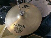 "SABIAN XS20 14"" Medium Hats - natural finish"