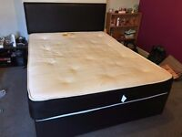 King size bed plus mattress
