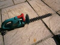 HEDGE TRIMMER - BOSCH ELECTRIC CUTTER