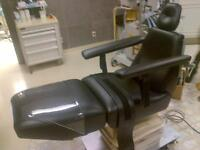DENTAL CHAIR RE-UPHOLSTERY/ REFURBISHED DENTAL CHAIRS/STOOLS