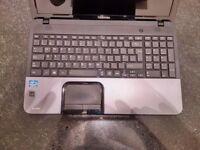 toshiba satellite laptop core i5 3210m 4gb ram 500gb hdd windows 10 c855-1wc
