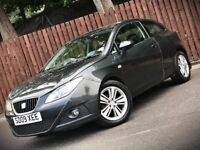 **6 MONTH WARRANTY** SEAT IBIZA 1.4 SPORT COUPE 12 MONTH MOT TIMING BELT DONE