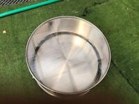 Stainless Steel Cake Storage Tin
