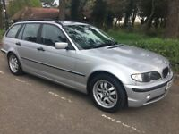 BMW 318i SE Touring Estate - 52 reg - Long Mot - SH - Manual - Very Clean